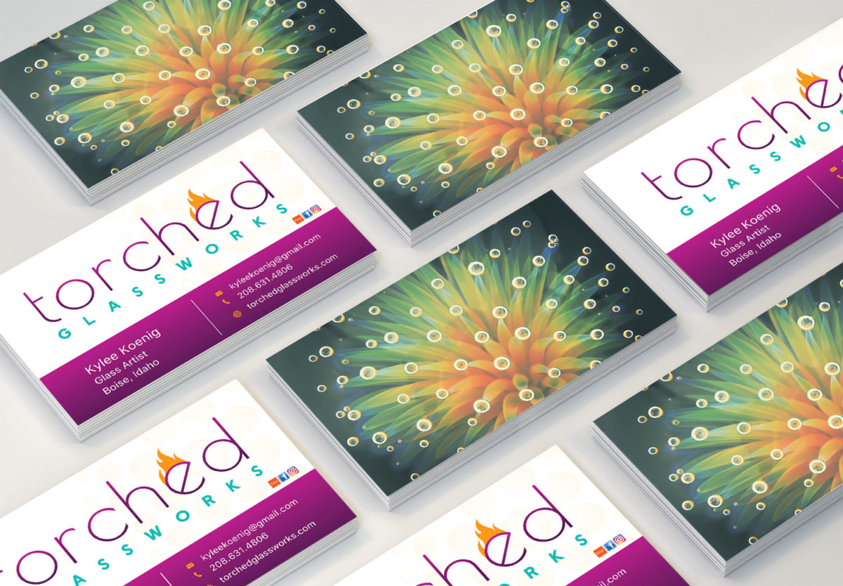 Business Cards & Branding in Boise, Idaho